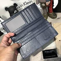 Bottega Veneta Wallet Continental Intrecciato In Denim, фото 2