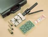 Мобильные обжимные гидравлические щипцы для шланга 01.000.28