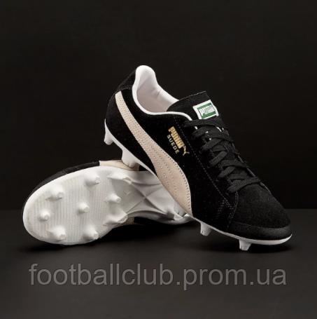 Бутсы Puma Future Suede 50 FG 104614-01