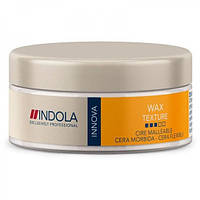 Крем-воск текстурирующий Wax Cream, 75 мл, Innova Texture, Indola