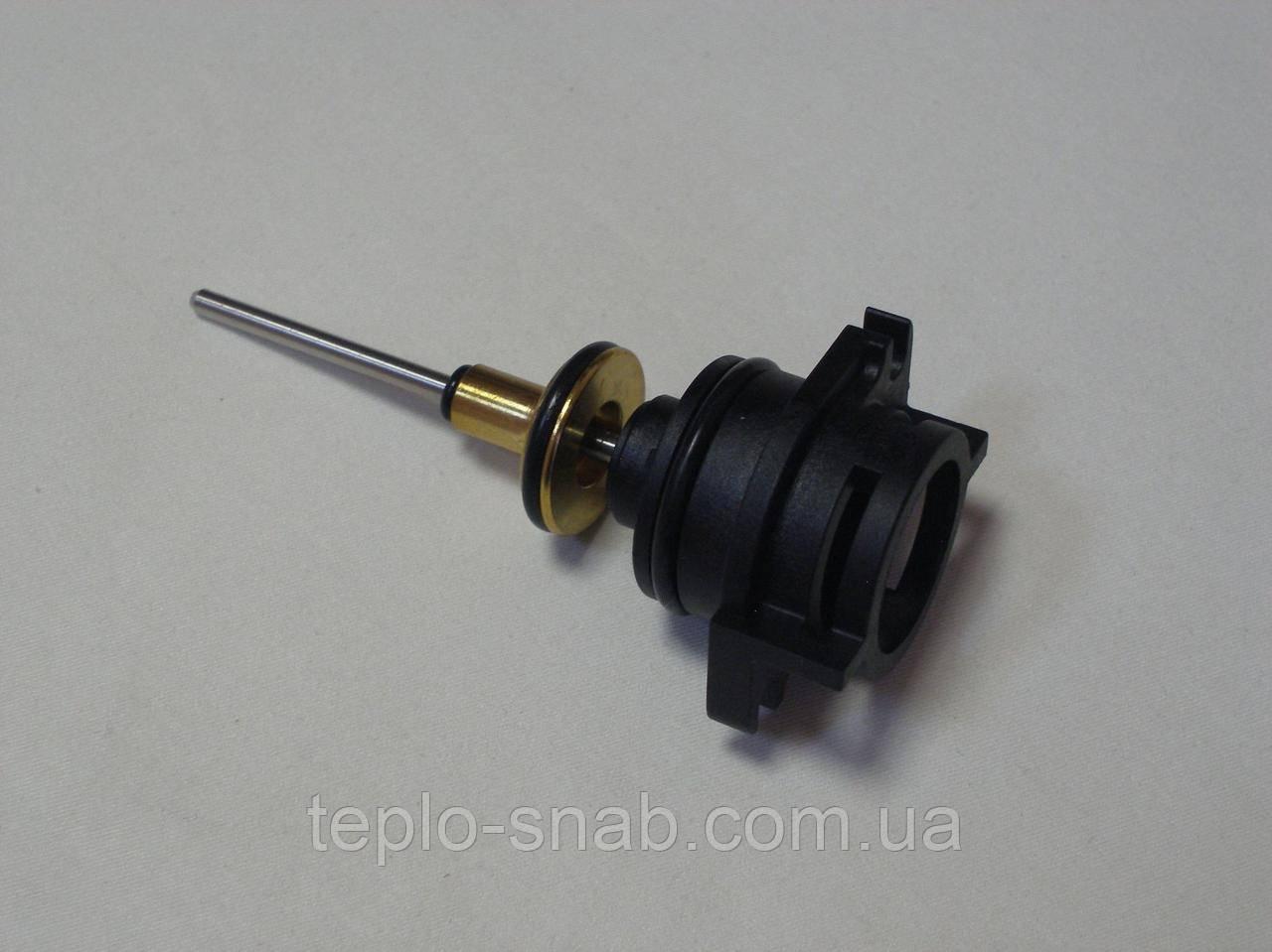 Кридж 3-х ходвого клапана (в зборі) газового навісного котла Roda VorTech/Unical Idea 24 Plus. 95251649