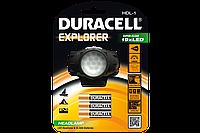 Налобный фонарик Duracell EXPLORER™ HDL-1, фото 1