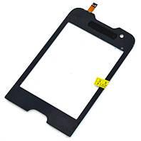 Сенсорный экран (тачскрин) Samsung S5603 чёрный