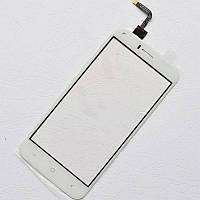 Сенсорный экран (тачскрин) Umi London | S-Tell M621 | Bravis A506 | Kiano Elegance 5.1 | Pixus Jet белый
