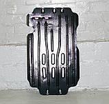 Защита радиатора и картера двигателя, кпп, ркпп Nissan NP300 с установкой! Киев, фото 3