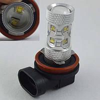 Светодиодная лампа SLP LED в противотуманные фонари с цоколем H11/H8 OSRAM 50W 9-30V 900lm Белый