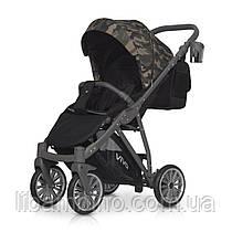 Дитяча універсальна прогулянкова коляска Expander Vivo Military 03