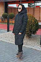 Женское зимнее пальто в разных цветах, фото 1