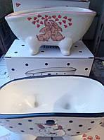 Керамическая подставка под губку для мытья посуды с символом года