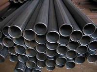 Трубы стальные электросварные прямошовные по ГОСТ 10704-91