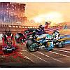 """Конструктор """"Уличные гонки змей"""" Ninja Bela 10802 333 деталей, фото 2"""