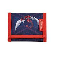 Кошелек детский Herlitz Portmone Robo Dragon Red (50014651R)