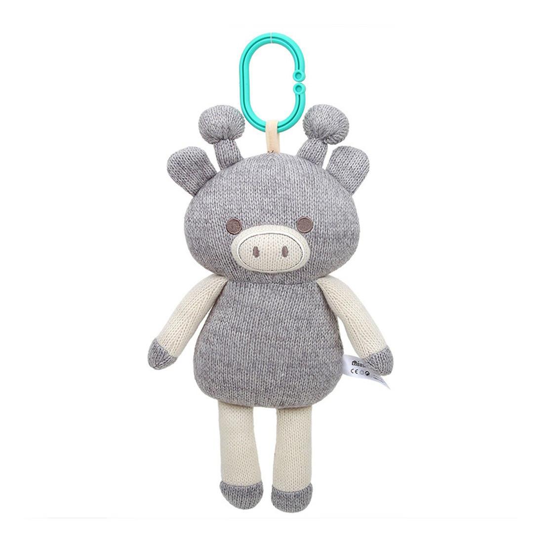 Мягкая игрушка - подвеска Поросенок BBSKY