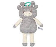 Мягкая игрушка - подвеска Поросенок BBSKY, фото 4