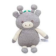 Мягкая игрушка - подвеска Поросенок BBSKY, фото 5