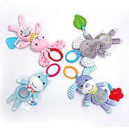 Мягкая игрушка - подвеска Слоник Dolery, фото 2