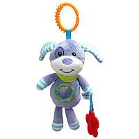 Мягкая игрушка - подвеска Щенок Dolery (48346)