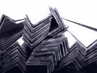 Уголок стальной равнополочный ГОСТ 380-94 Ст 3пс