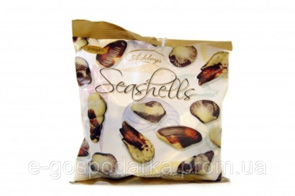 ASHLEYS 200g Seashells Bags шоколадные ракушки