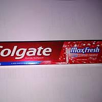 Зубная паста Colgate Max Fresh 75 мл. Срок до 12.2018