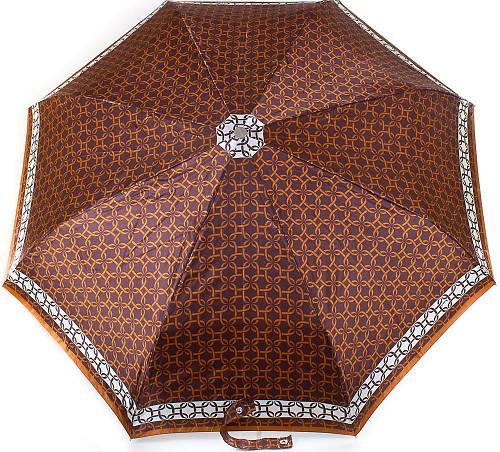 Женский уникальный зонт, полный автомат DOPPLER (ДОППЛЕР) DOP74665GFGG18-5 Антиветер!
