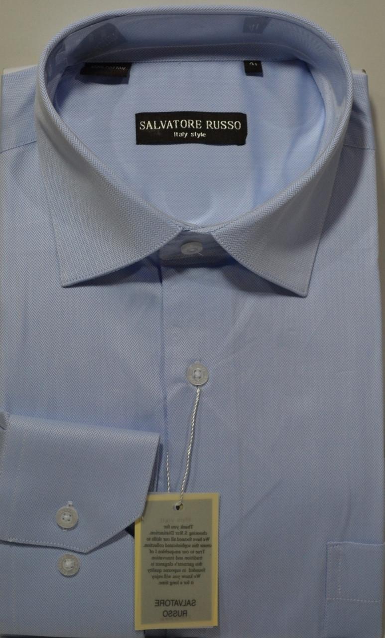 Мужская рубашка SALVADOR RUSSO