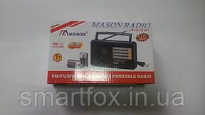 Радиоприемник MASON R-907 (KIPO KB-308), фото 2