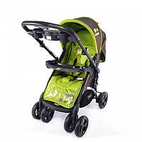 Коляска Baby Tilly Safari BT-WS-0002 Зелено-коричневая (2018101301V-063)