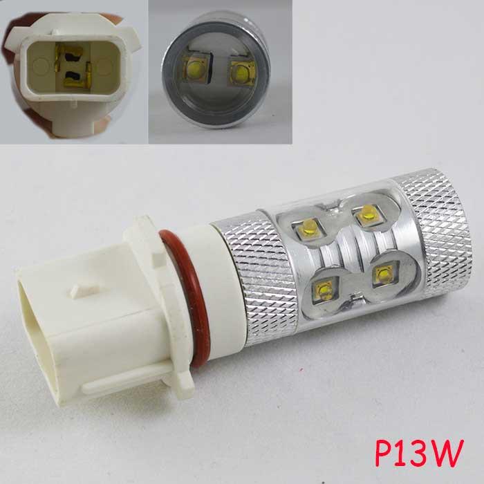 Автомобильная светодиодная лампа SLP LED цоколь P13W (PSX26W)  OSRAM 50W 9-30V в противотуманные фонари