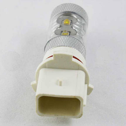 Автомобильная светодиодная лампа SLP LED цоколь P13W (PSX26W)  OSRAM 50W 9-30V в противотуманные фонари, фото 2