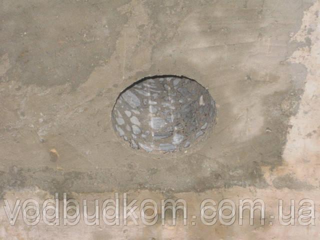Алмазное сверление в стенах