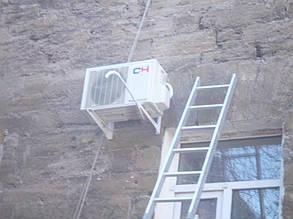 Монтаж кондиционера в жилом помещении площадью 25 кв.м. 2