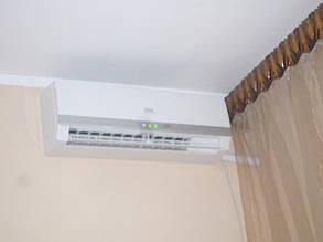 Монтаж кондиционера в жилом помещении площадью 25 кв.м. 3