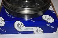 Барабан задній гальмівний без ABS (203мм) Logan Ф1, Ф2 grog Корея, фото 1