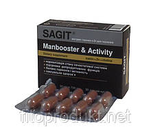 Сагит® экстракт горянки с цинком для мужчин 30 капс Витера