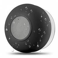 Bluetooth Shower Speaker колонка MP3 для душа водонепроницаемая BTS-06 Black, фото 1