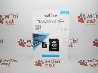 Карта памяти Micro SD 32Gb 10 Class