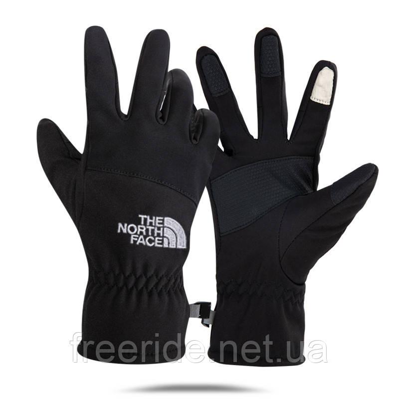 Сенсорные перчатки The North Face (WindStopper) Replica
