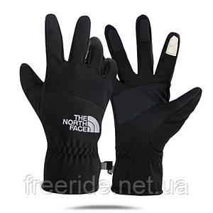Сенсорные перчатки The North Face (WindStopper) L