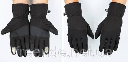 Сенсорные перчатки The North Face (WindStopper) Replica, фото 3