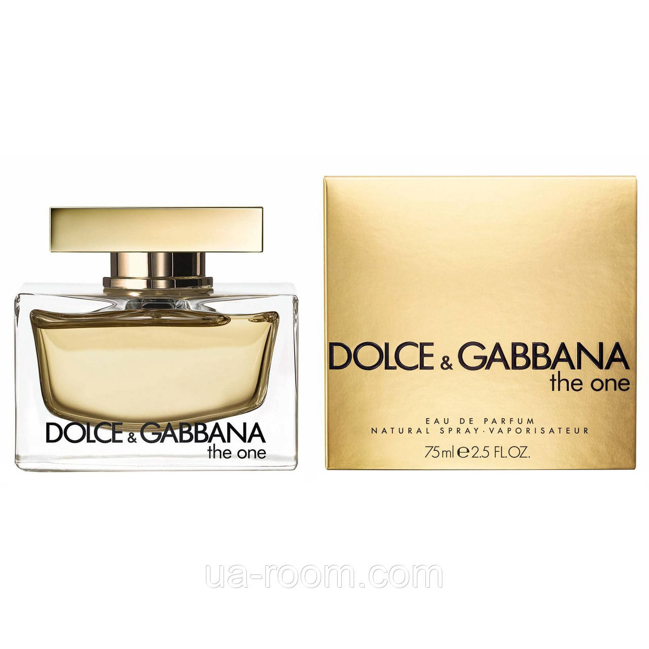 Dolce&Gabbana The one, женская парфюмированная вода 75 мл.