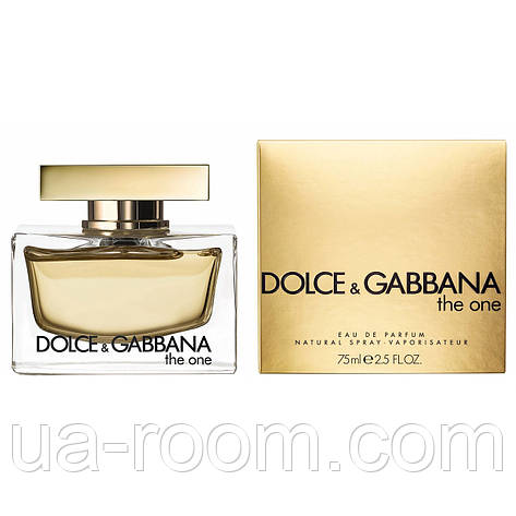 Dolce&Gabbana The one, женская парфюмированная вода 75 мл., фото 2