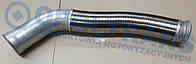 Труба выхлопная средняя DAF 95XF, XF95.