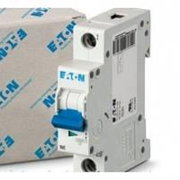Автоматический выключатель Eaton PL4-C63/1, фото 1