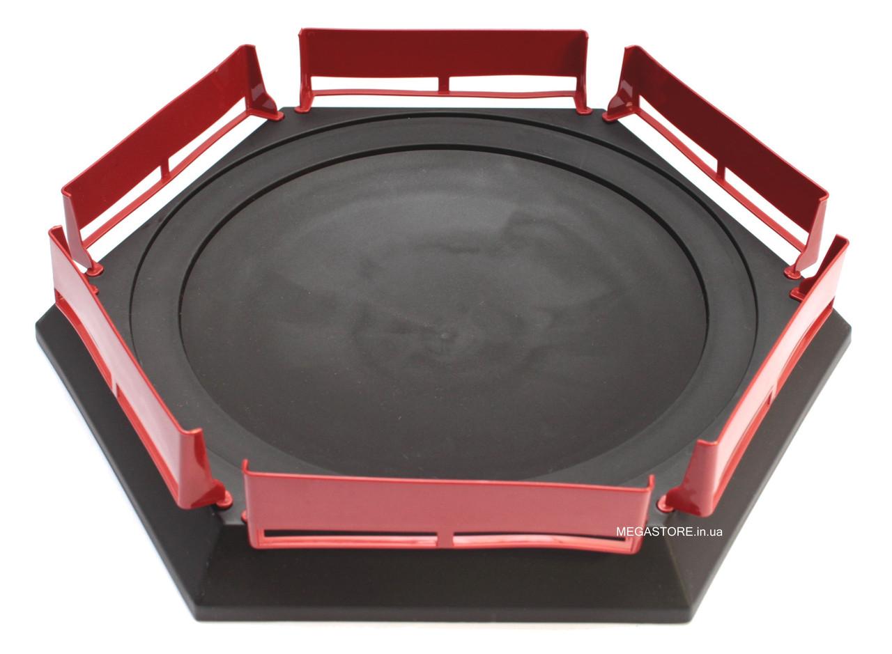 Арена Бейблэйд (Бейблейд) Arena Beyblade Burst Combat Gyro Disk Черная