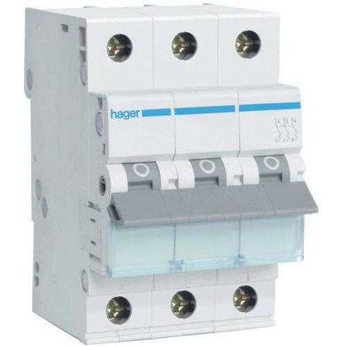 Автоматический выключатель MC325 3п C25А HAGER