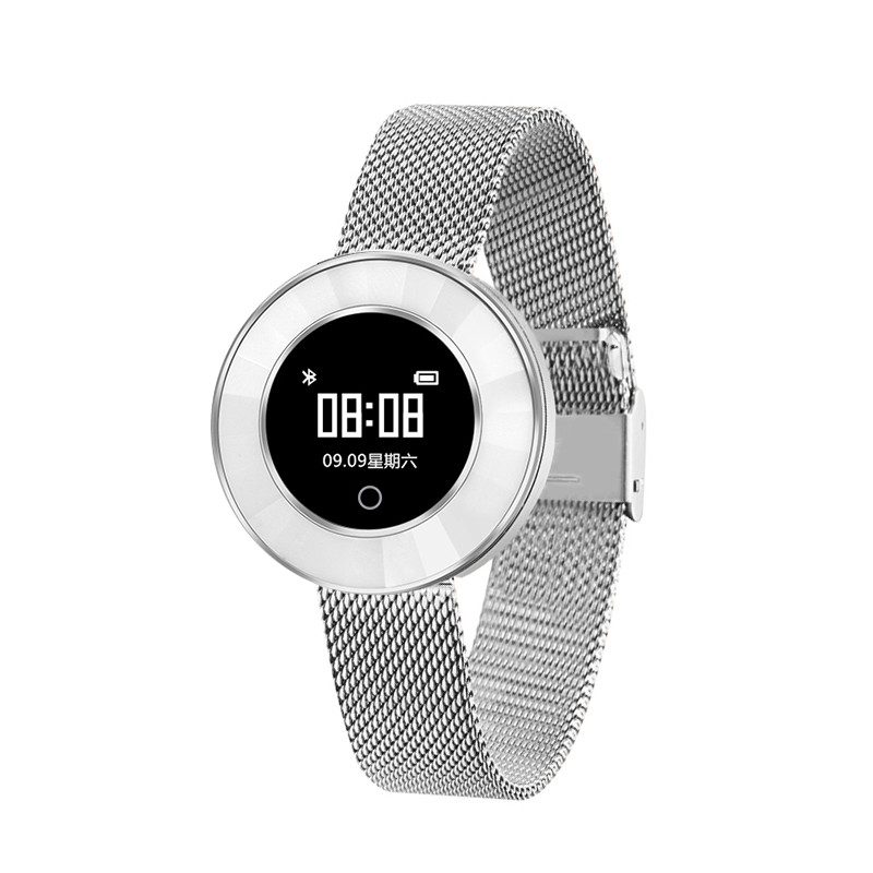 Эксклюзивные смарт часы - фитнес браслет X6 с пульсометром для IOS и Android smart watch