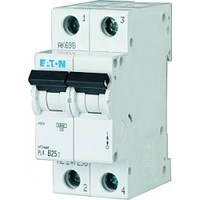 Автоматический выключатель Eaton PL4-C6/2, фото 1
