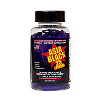 Cloma Pharma, Жиросжигатель Asia Black 25 Ephedra Original, 100 капсул