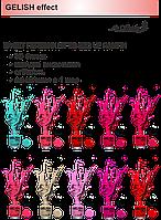 Лак для ногтей La krishe  GELISH effect (гелевый эффект) 15мл   36 цветов, фото 1
